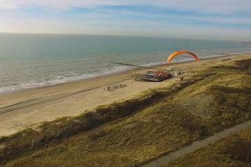 Strandpaviljoen trakteert kijker op bijzondere kijk op Dishoek