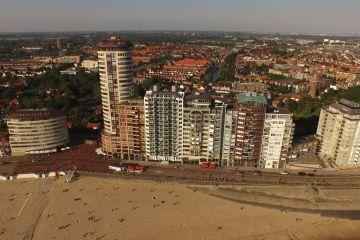 De boulevards van Vlissingen prachtig in beeld gebracht