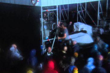 KANE letterlijk Rain down on me tijdens Concert at SEA 2013