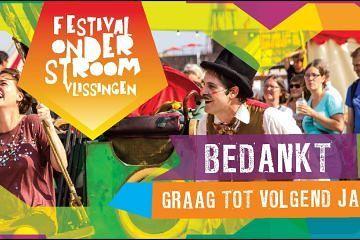Festival Onderstroom Vlissingen 2015 was een bont feest