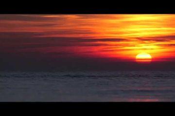 Zo mooi gaat de zon op en onder in Zeeland
