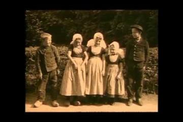 Zo zag Walcheren er in 1921 uit